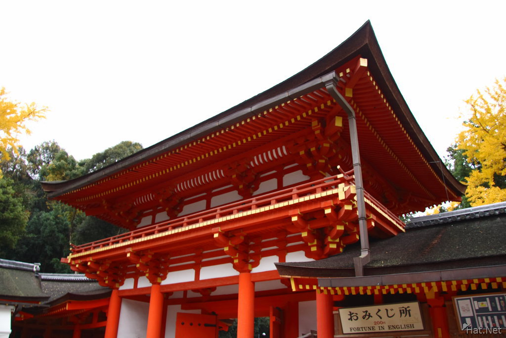 hallway of kasuga taisha, kasuga taisha : Japan Photo Gallery