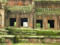 ancient ruin Siem reap, South East Asia, Cambodia, Asia