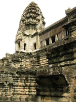 angkor tower Siem reap, South East Asia, Cambodia, Asia