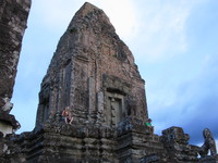 pre rup tower Siem Reap, South East Asia, Cambodia, Asia