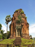 bakong tower Phnom Penh, Siem Reap, South East Asia, Cambodia, Asia