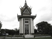 choeung ek memorial Phnom Penh, South East Asia, Vietnam, Asia