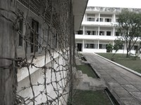 ten rules of tuol sleng Phnom Penh, South East Asia, Vietnam, Asia