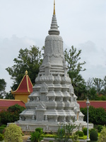 king nordoms stupa Phnom Penh, South East Asia, Vietnam, Asia
