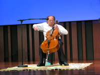 beat cello concert Phnom Penh, Siem Reap, South East Asia, Cambodia, Asia