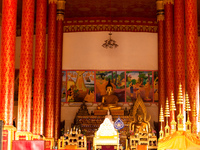 buddha temple Vientiane, South East Asia, Laos, Asia