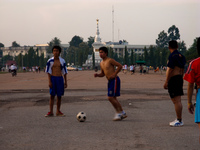 laos national football team Vientiane, South East Asia, Laos, Asia