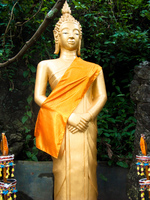 sunday buddha Luang Prabang, South East Asia, Laos, Asia