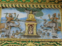 wat inpeng Vientiane, South East Asia, Laos, Asia