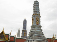 stupa Bangkok, South East Asia, Thailand, Asia