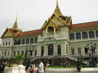 royal palace Bangkok, South East Asia, Thailand, Asia