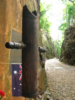 british solder grave in hellfire pass Kanchanaburi, South East Asia, Thailand, Asia