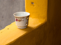 view--armless teacup Hanoi, South East Asia, Vietnam, Asia