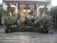 cantonese assembly hall Hue, Hoi An, South East Asia, Vietnam, Asia
