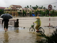 extreme river biking Hoi An, South East Asia, Vietnam, Asia