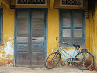 view--hoi an bike Hoi An, My Son, South East Asia, Vietnam, Asia