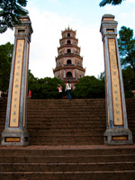 thien mu pagoda Hue, South East Asia, Vietnam, Asia