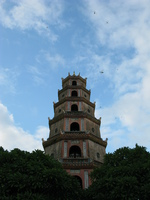 sky mother pagoda Hue, South East Asia, Vietnam, Asia