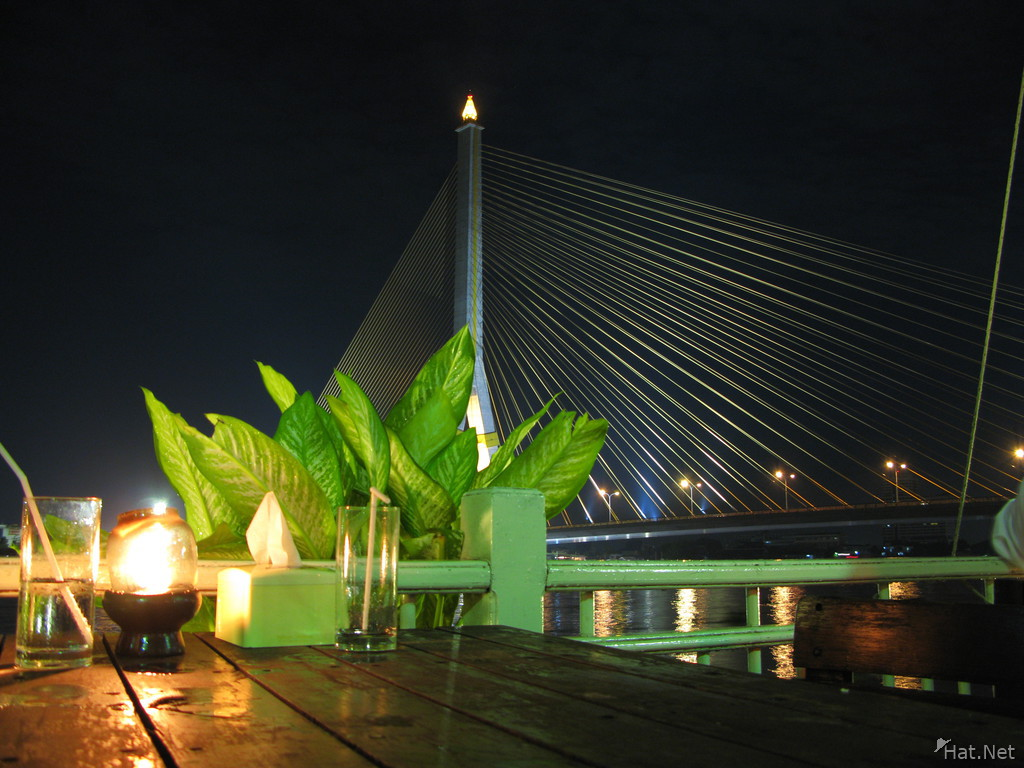 view--bangkok bridge