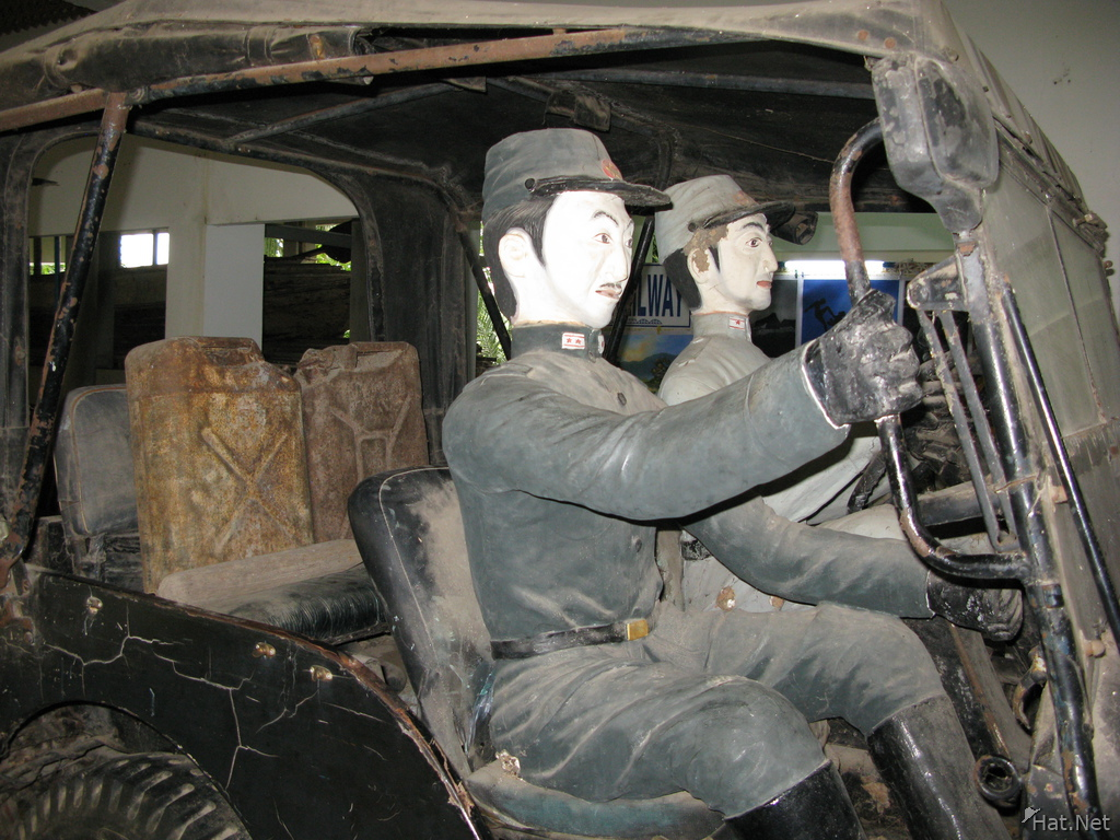 japanese imperial army jeep