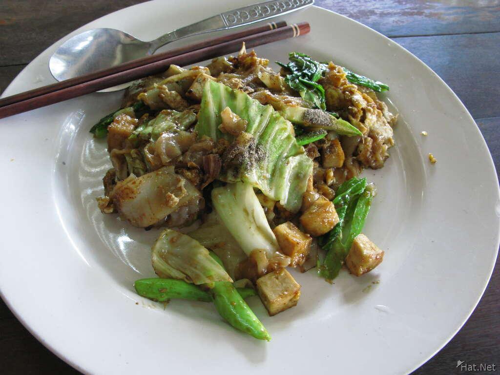 Food bangkok dinner at khinlom chom sa phan indo china for Ayutthaya thai cuisine