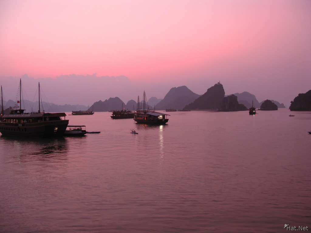 halong night