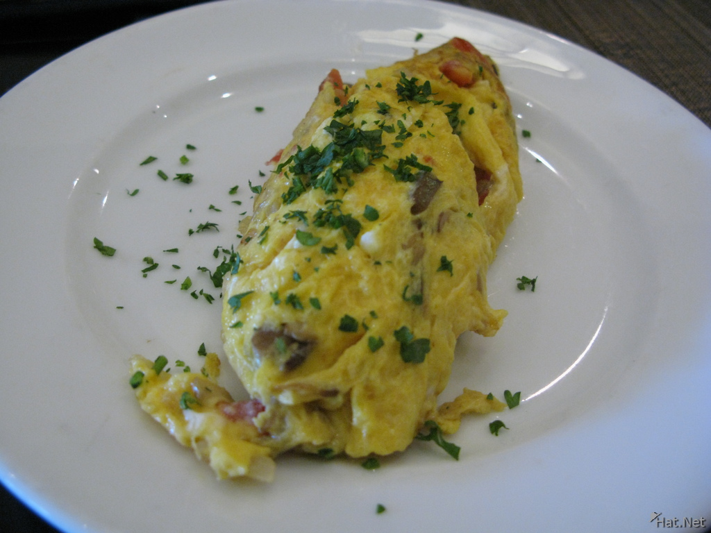 food--omelet