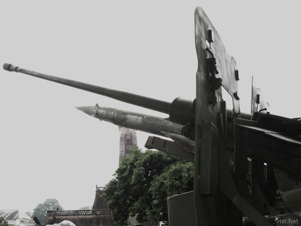 anti-aircraft gun 57mm