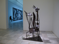 view--guernica by pablo picasso Granada, Madrid, Andalucia, Capital, Spain, Europe