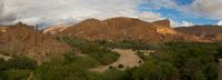 view--ait arby Ait Arbi, Dades Valley, Morocco, Africa