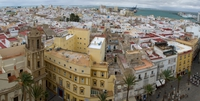view--cadiz city Cadiz, Andalucia, Spain, Europe