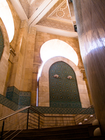 view--hassan mosque tour Casablanca, Marrakesh, Imperial City, Morocco, Africa