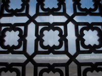 windows to atlantic Casablanca, Marrakesh, Imperial City, Morocco, Africa