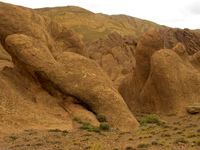 lovely rocks Ait Arbi, Dades Valley, Morocco, Africa