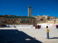 er-rsif mosque Fez, Imperial City, Morocco, Africa