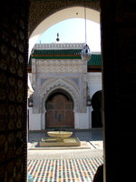 fez souks mosque Fez, Imperial City, Morocco, Africa