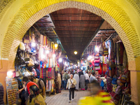souq of marrakech Casablanca, Marrakesh, Imperial City, Morocco, Africa