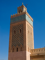 kasbah mosque Marrakech, Imperial City, Morocco, Africa