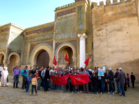 religious protest in meknes morocco Meknes, Imperial City, Morocco, Africa
