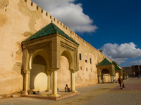 meknes boothes Meknes, Imperial City, Morocco, Africa