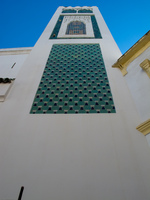 grand mosque Tangier, Mediterranean, Morocco, Africa
