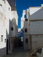 tangier alley Tangier, Mediterranean, Morocco, Africa