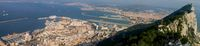 gibraltar the rock Gibraltar, Algeciras, Cadiz, Andalucia, Spain, Europe