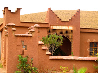 hotel--auberge marabout Ait Arbi, Dades Valley, Morocco, Africa