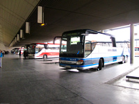 transport--granada bus station Granada, Madrid, Andalucia, Capital, Spain, Europe