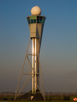 amsterdam air control tower Madrid, Amsterdam, Capital, Spain, Netherlands, Europe