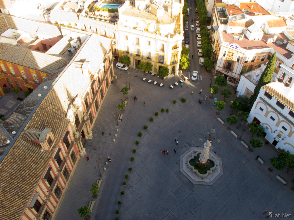 view--seville plaza