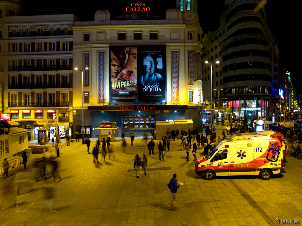 view--plaza callao
