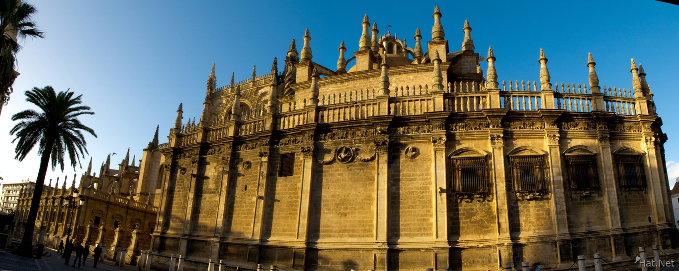 view--seville catedral