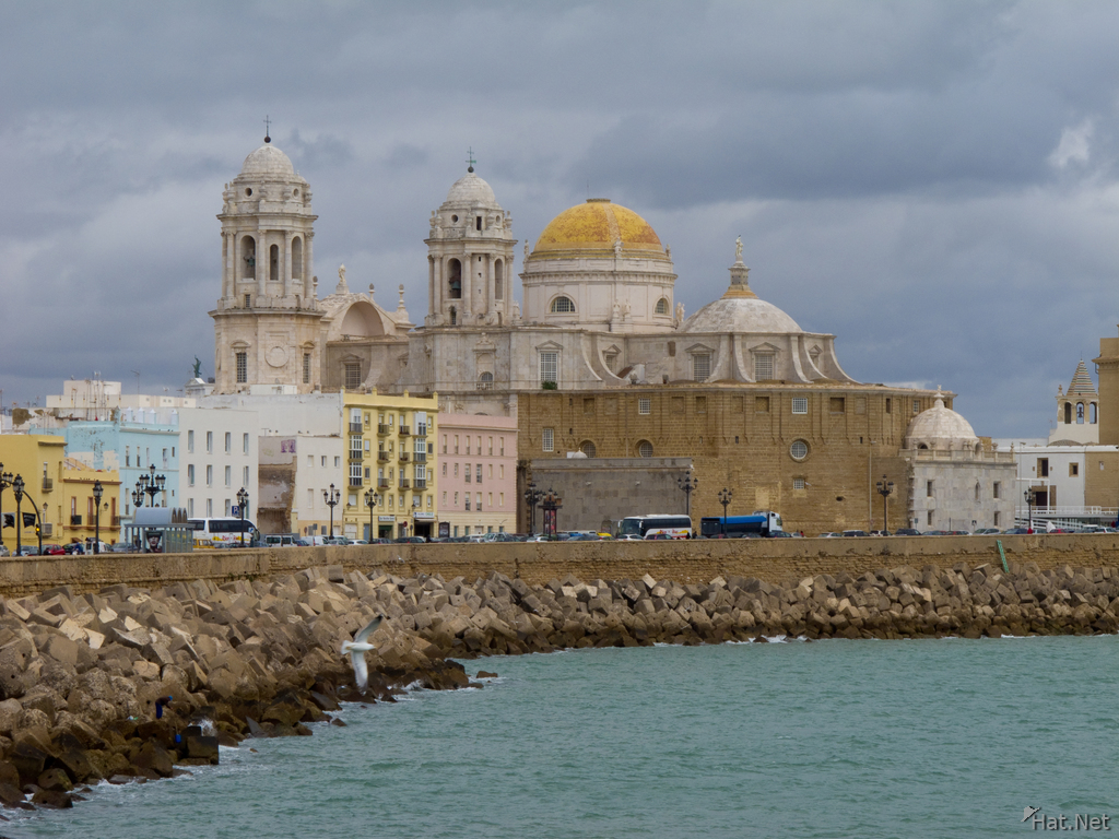 view--cadiz cathedral